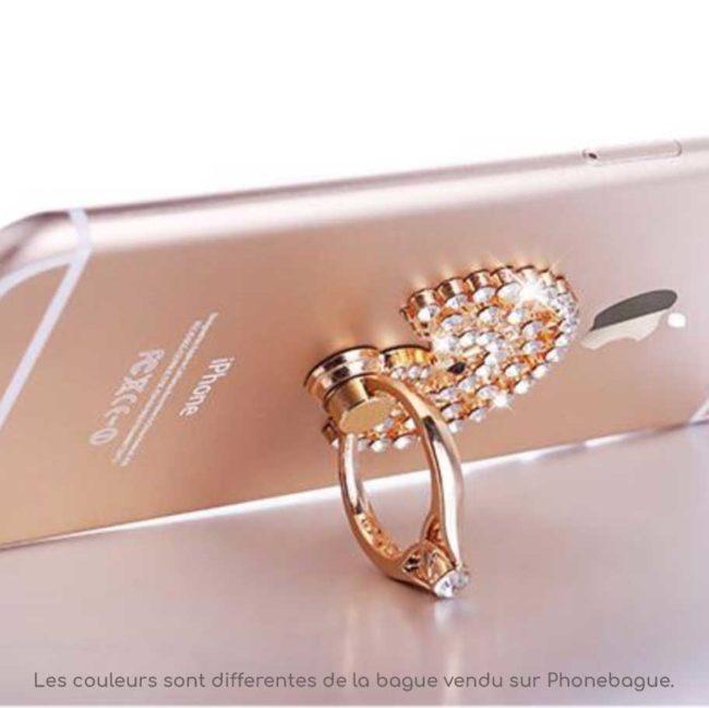 Paon bague anneau support pour telephone 360 degree phonebague spécialiste