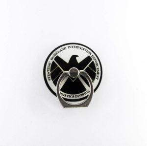 bouclier the shield marvel avenger bague support anneau pour telephone 360 degres phonebague specialiste3