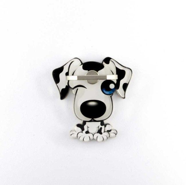 dalmatien 102eme 101 chien bague support anneau pour telephone 360 degres phonebague spécialiste2