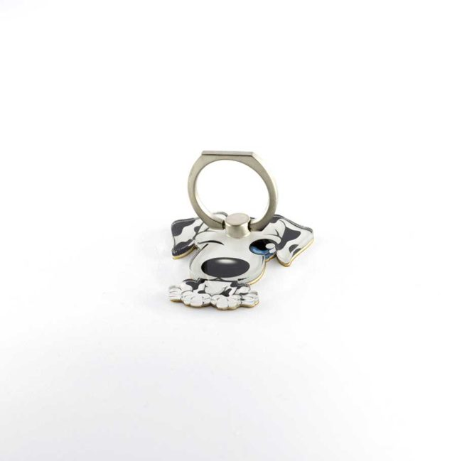 dalmatien 102eme 101 chien bague support anneau pour telephone 360 degres phonebague spécialiste3