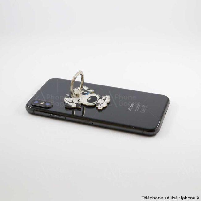 dalmatien 102eme 101 chien bague support anneau pour telephone 360 degres phonebague spécialiste4