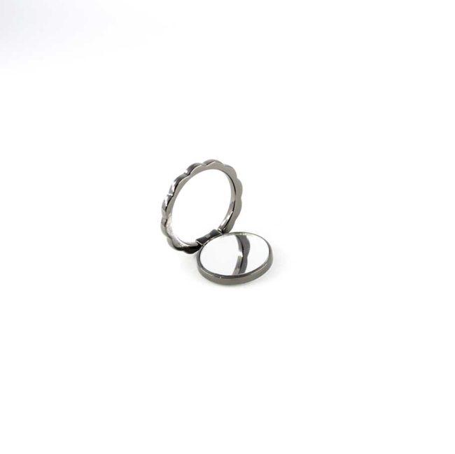 kiestlaplubelle bague support anneau noir metal magnetique voiture 360 degres phonebague specialiste v1