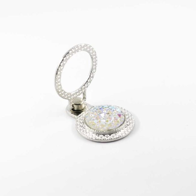 ohmygod glitter strass bling bling bague anneau support pour telephone 360 degree phonebague specialiste v1